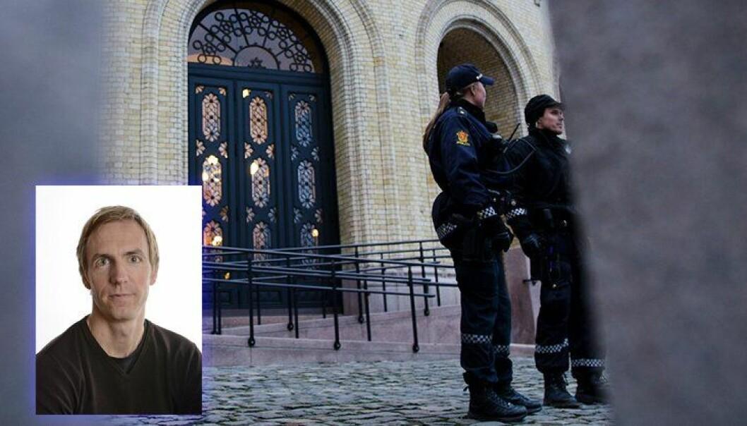 Helge Renå har undersøkt hva politiansatte tror om reformen.