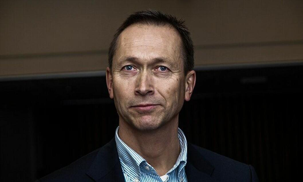 Rune Glomseth bor på Hamar og jobber på PHS i Oslo. Sånn vil han at det skal fortsette.