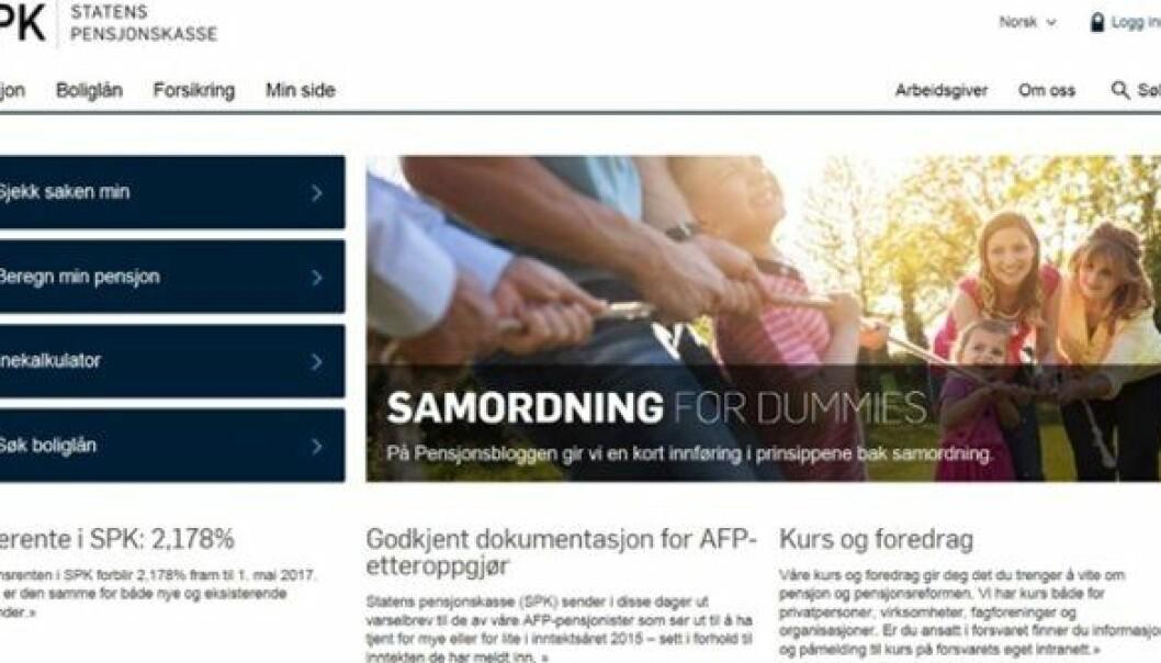 Klikk på bildet for å gå til www.spk.no