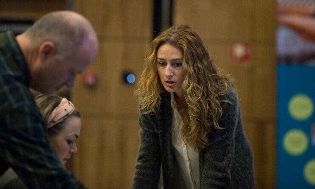 – Vi har sagt ifra om det samme som Heidi Sletten, sier Kristin Aga, leder i Oslo Politiforening.