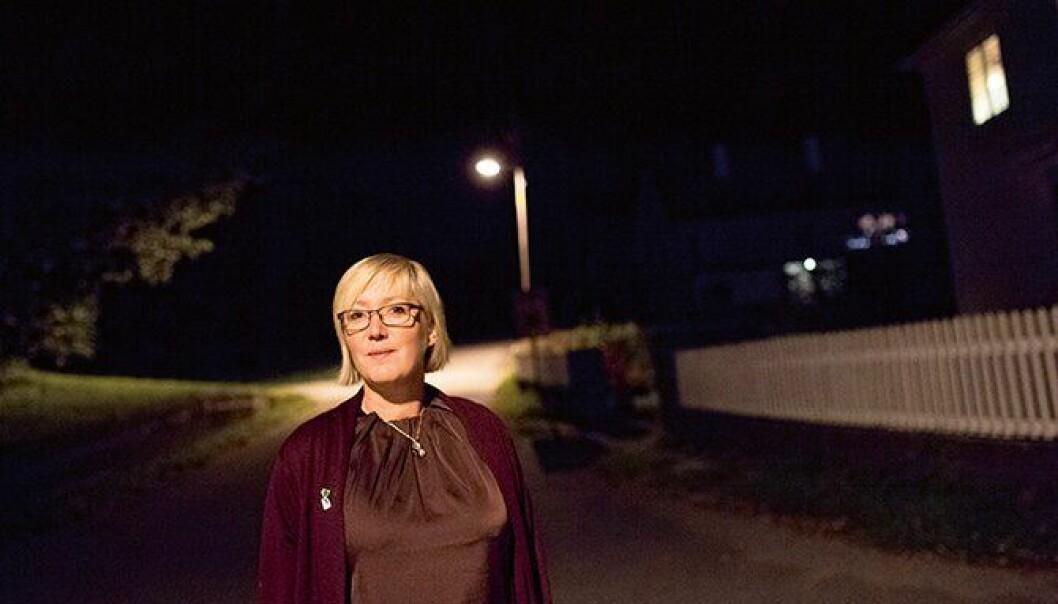 Frida Melvær, Høyre-ordfører i Askvoll kommune.