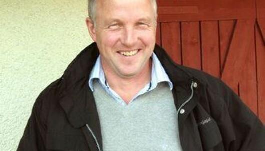 Ordfører i Halsa kommune i Møre og Romsdal, Ola Rognskog.