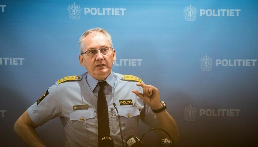 Politidirektør Odd Reidar Humlegår har skrevet om reformarbeidet.