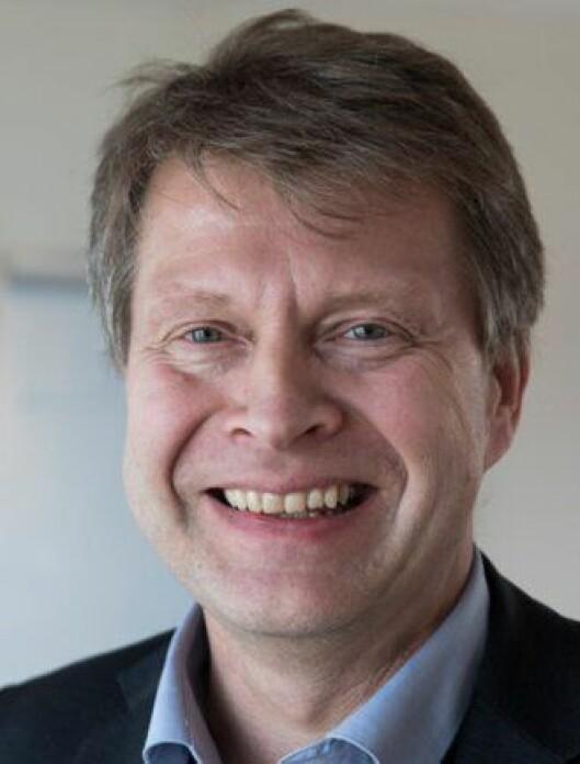 Erik Trehjørningen, avdelingsdirektør for PFT Eiendom.