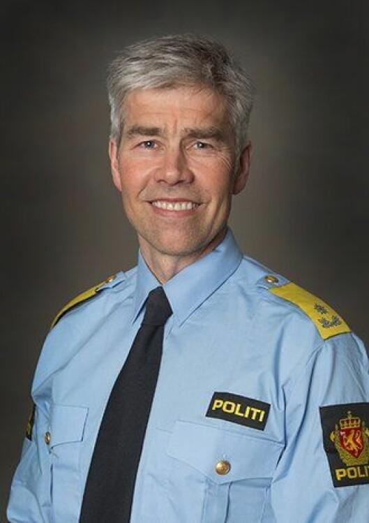 Atle Roll-Matthiesen, fagdirektør Politidirektoratet.