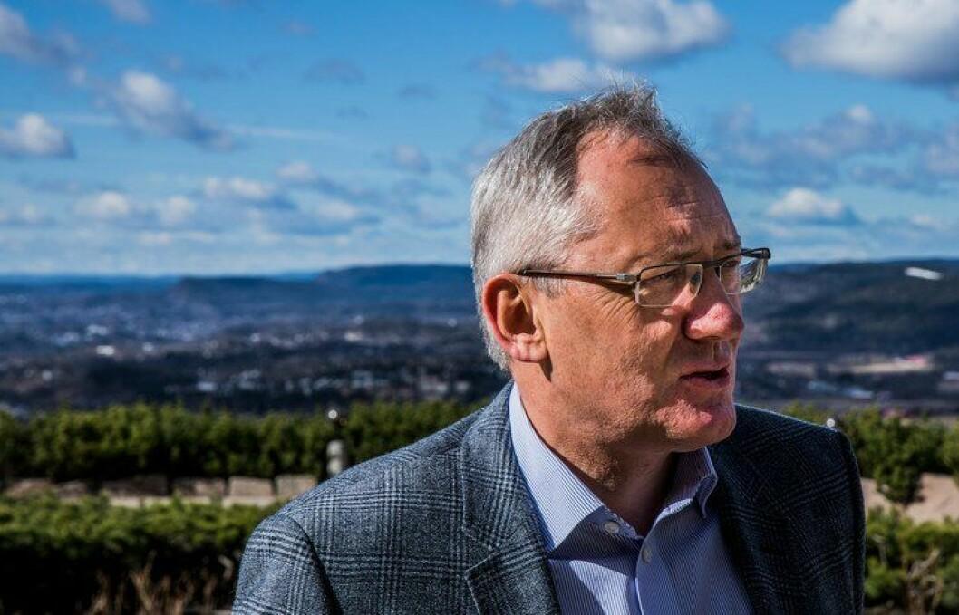 Politidirektør Odd Reidar Humlegård har de siste par dagene hentet råd fra sine nordiske polititoppkolleger.