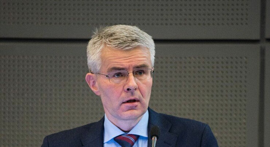 Økokrim-sjef Trond Eirik Schea leder en av de mest populære arbeidsgiverne for landets jusstudenter.