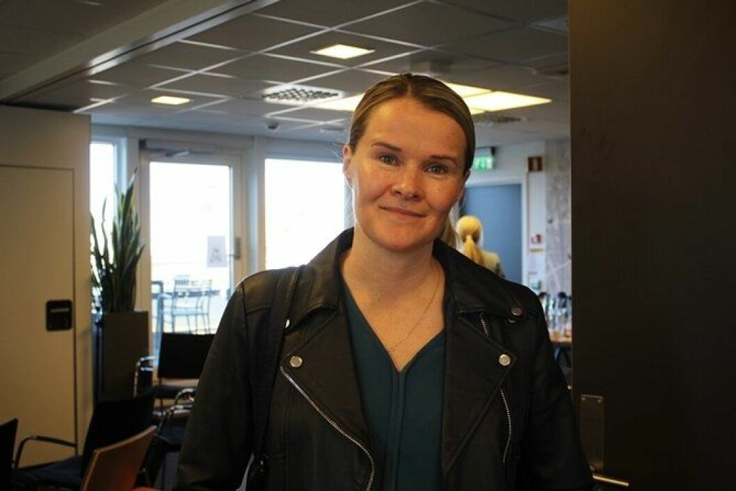 Christine Bøe Jensen er fagansvarlig ved kriminalvakta i Oslo, hun ønsker seg bedre melderutiner i samarbeidet mellom etatene.