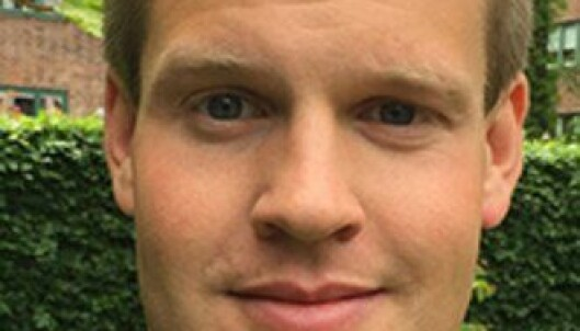 Andreas Wahl, tillitsvalgt i Politiets utlendingsenhet.
