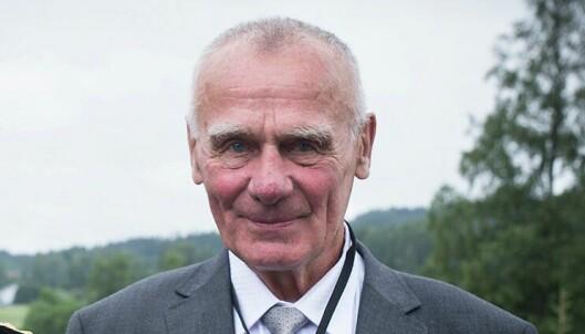Torleiv Vika, tidligere sjef for Beredskapstroppen.