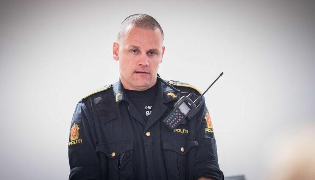 Vegard Kristiansen er hovedverneombud i politiet i Salten-regionen. Han bekrefter at det er utfordringer internt i Bodø-politiet.