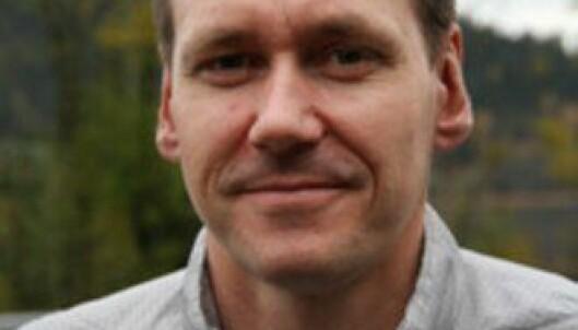 Espen Andreassen, tillitsvalgt i UP.