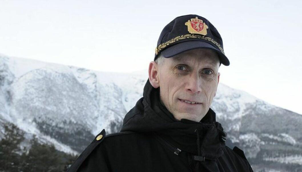 Albert Lunde er erfaren politimann og forsker på beredskap.