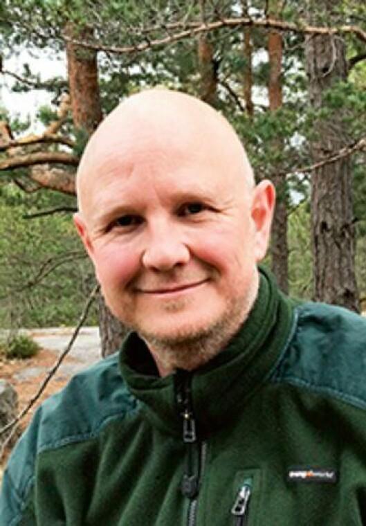 Kjell Syvertsen, ambulansetjenesten i Østfold.