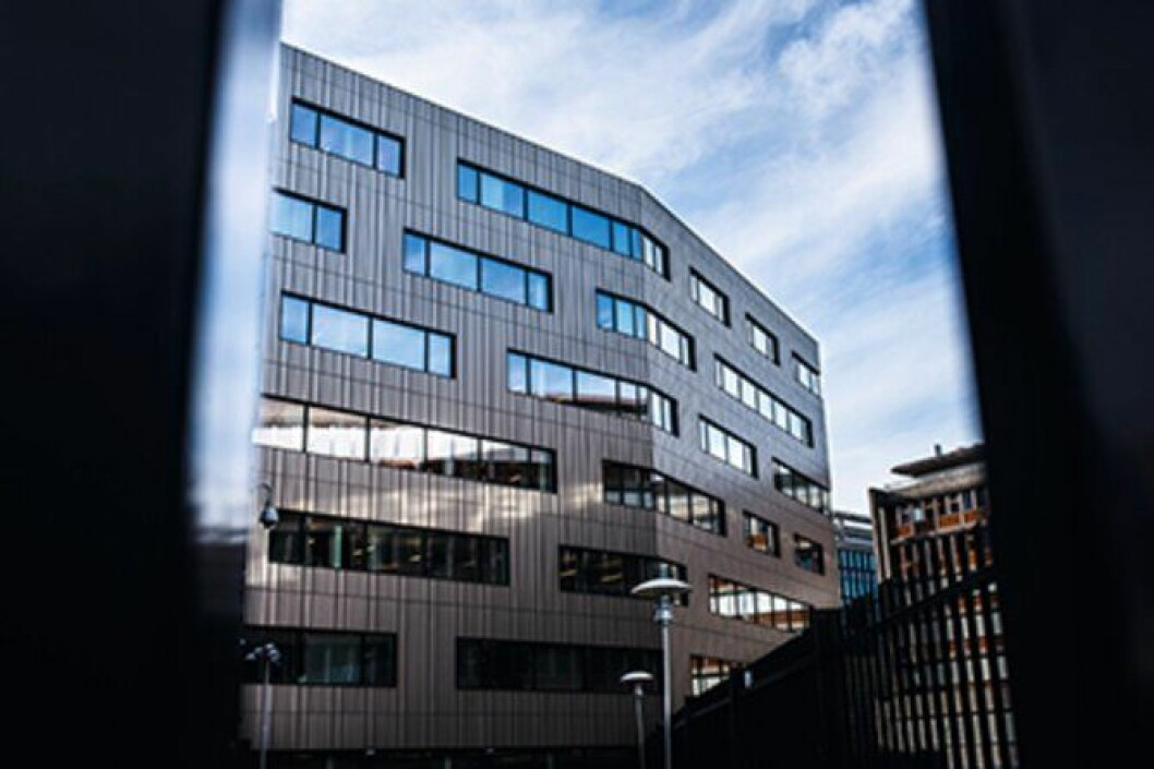 Politidirektoratet i Fridtjof Nansens vei 14. Foto: Torkjell Trædal