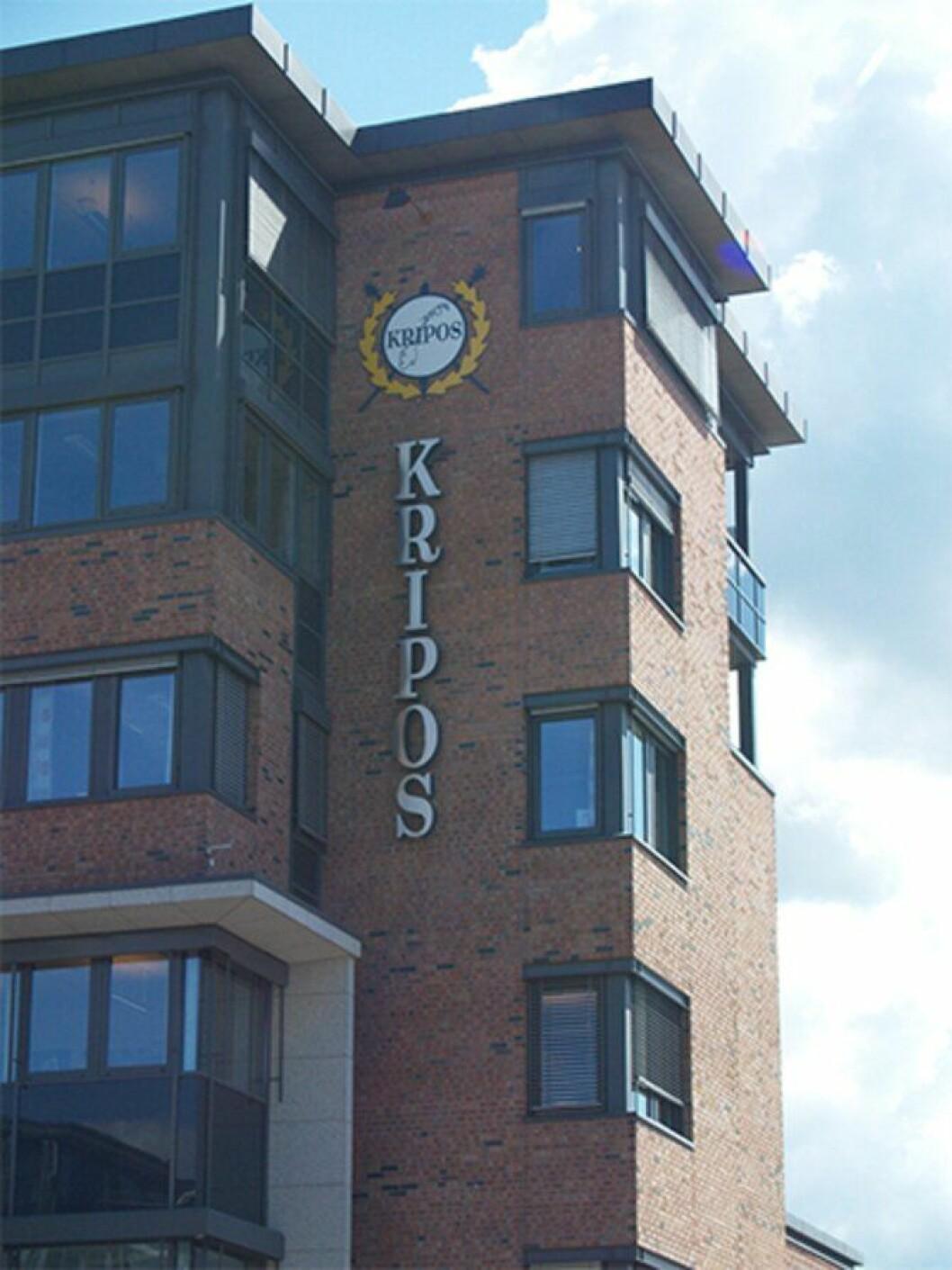 Kripos på Brynseng i Oslo.