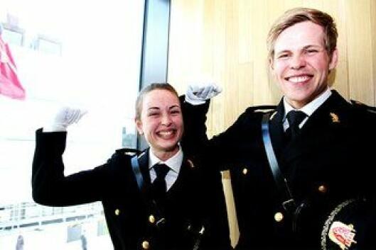 Sandra Myreng og Kristian Lindteigen tildeles Idrettsprisen 2017.