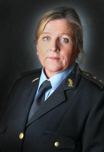 Kristin Kvigne i Politidirektoratet.