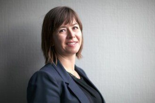 Administrerende direktør i IKT Norge, Heidi A. Austlid.