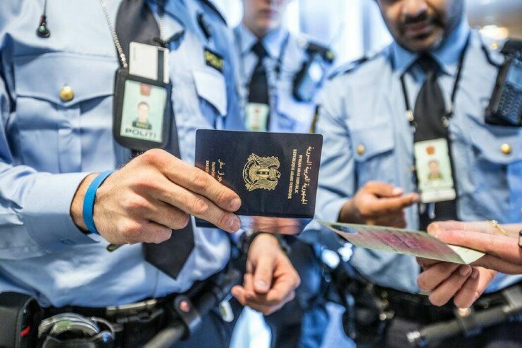 SJEKK: ID-arbeidet må starte allerede ved ankomst mens informasjonen er tilgjengelig, skriver artikkelforfatter Morten Hojem Ervik, sjef i PU. ARKIVFOTO: Ådne Sinnes