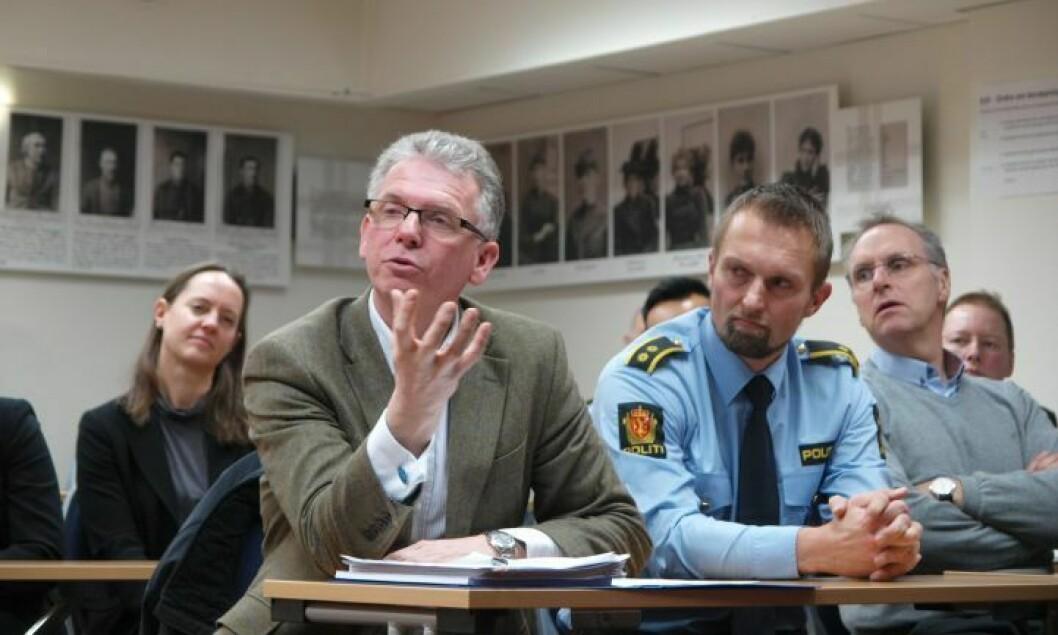 ANBEFALINGER: Professor Tor-Geir Myhrer ga en rekke anbefalinger til Justisdepartementet om lovendringer i 2006.