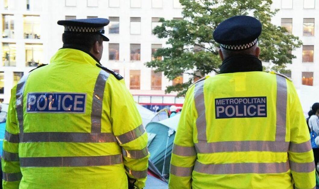 Britiske politifolk har hatt lønnsutvikling på stedet hvil, ifølge fagforeninga.