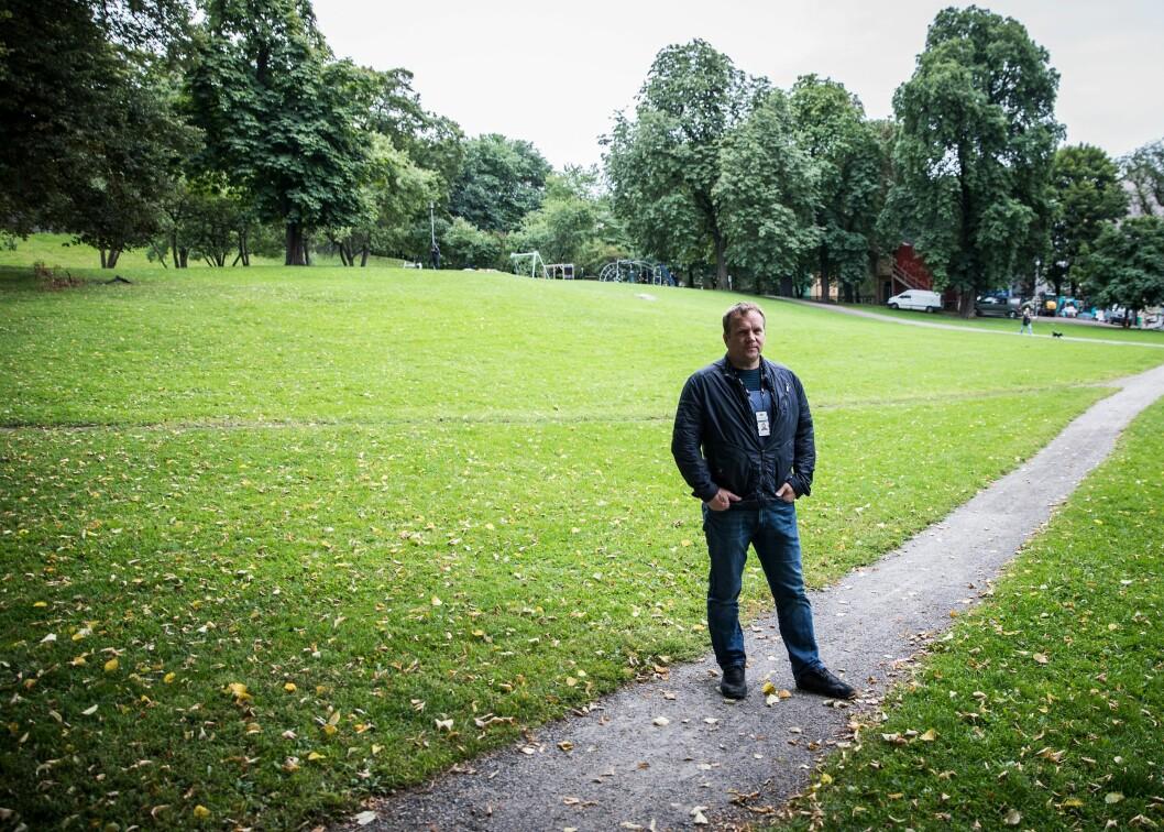 Bård Dyrdal er politioverbetjent i Oslo og har over tid flagget at han ønsker en ny ruspolitikk.