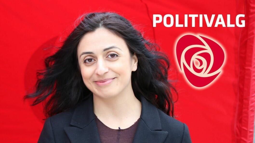 AP: Hadia Tajik er leder av justiskomiteen på Stortinget og nestleder i Arbeiderpartiet. FOTO: AP