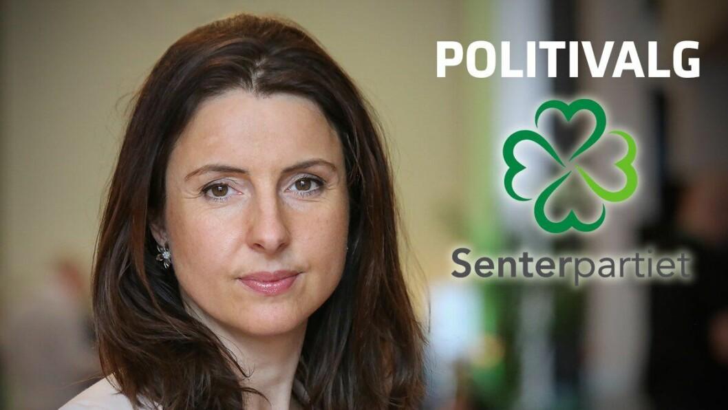 SP: Justispolitisk talskvinne for Senterpartiet, Jenny Klinge