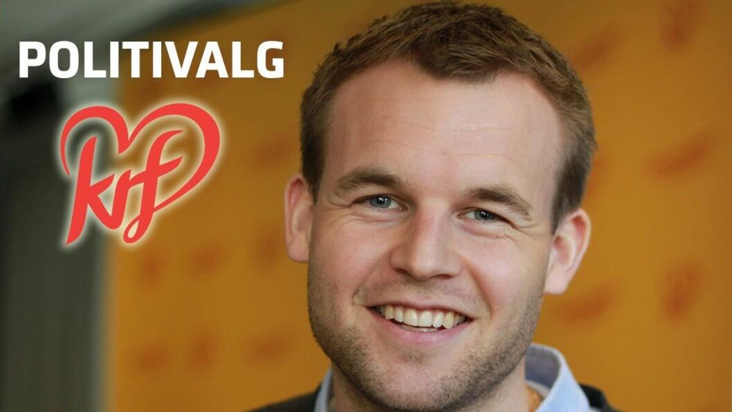 FRP: Stortingsrepresentant og medlem av justiskomiteen, Kjell Ingolf Ropstad i Kristelig Folkeparti.