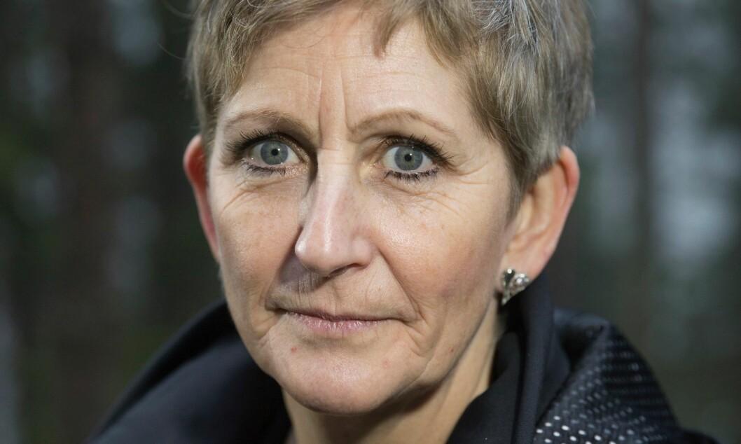 Eva Ragde, politioverbetjent i Oslo politidistrikt.