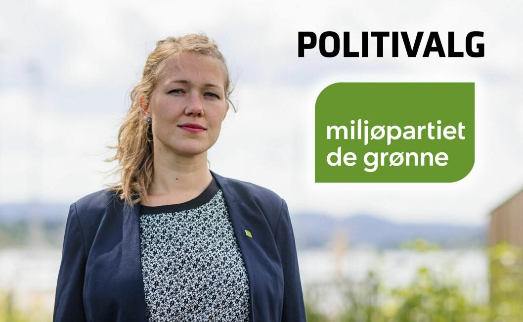 MDG: Nasjonal talsperson for MDG, Une Bastholm.
