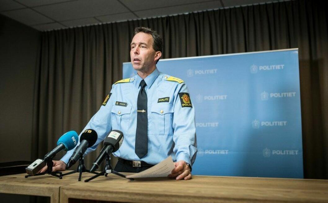 MÅ MØTE: Politimester i Vest politidistrikt, Kaare Songstad skal i dag i møte med Arbeidstilsynet.