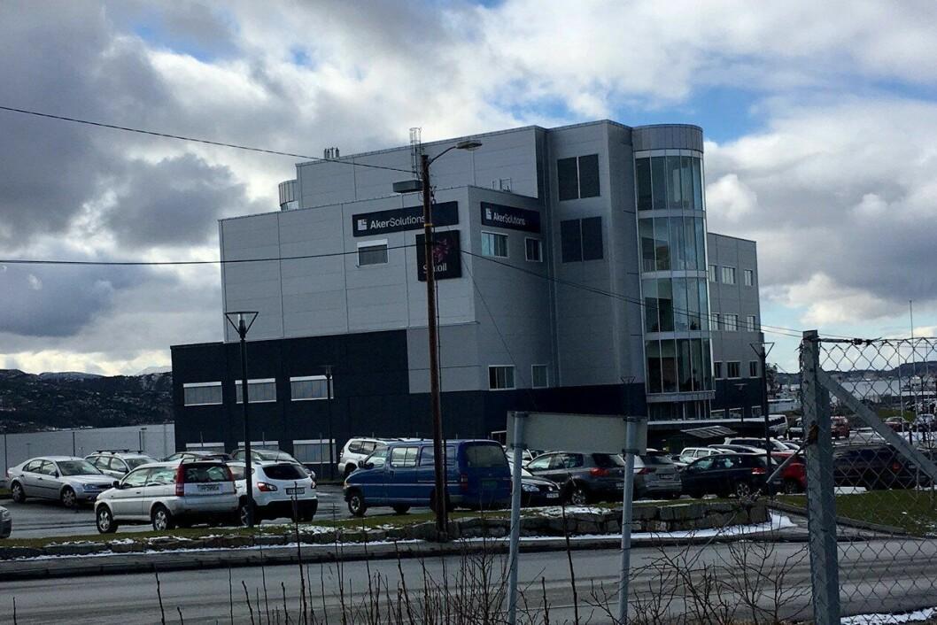 USIKKERHET: Et brev fra justis- og beredskapsdepartementet har utløst stor usikkerhet om jobbene og oppgavene til de 49 ansatte ved politiets lønn- og regnskapssenter her i Kristiansund.