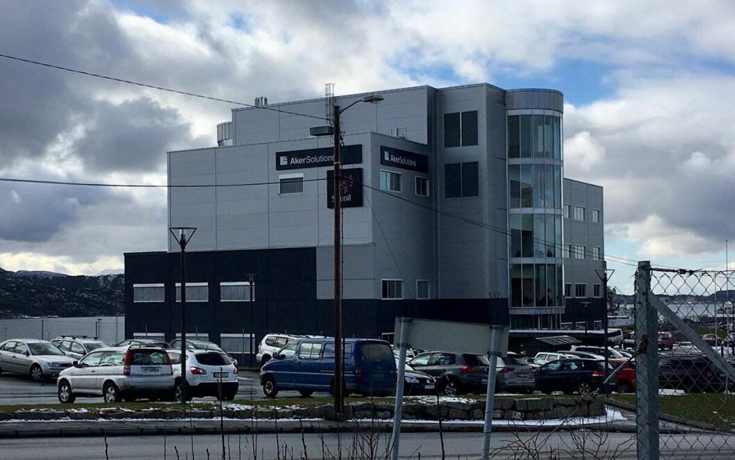 Ved lønns- og regnskapssenteret i Kristiansund skapes det usikkerhet blant de ansatte.