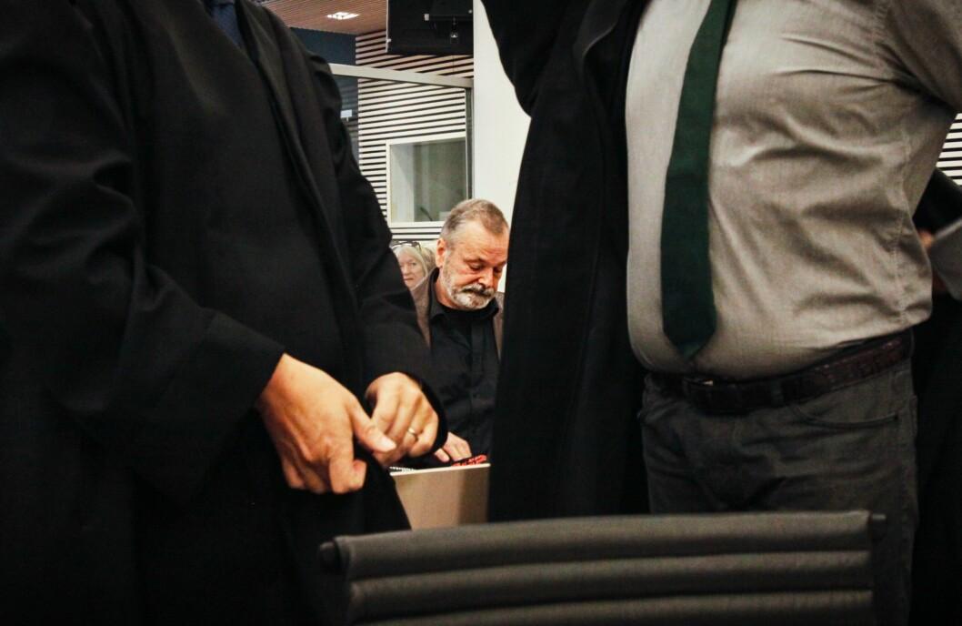 DØMT: Den tidligere polititoppen Eirik Jensen ble i Oslo tingrett i høst funnet skyldig i grov korrupsjon og medvirkning til hasjsmugling.