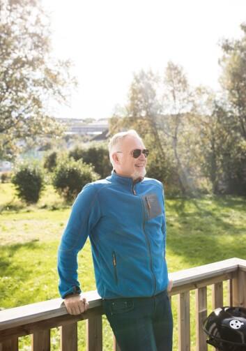 Schjøllis har bodd i Hammerfest siden 90-tallet, da han og et par kolleger bestemte seg for å reise nordover.