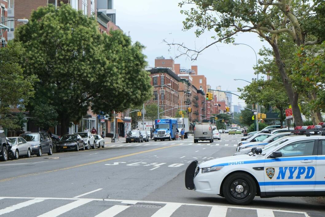 KONFLIKT: Politiet i New York, NYPD, har i sommer vært i konflikt med Palantir, etter at datagiganten har nektet å levere fra seg analysedata som NYPD har ønsket å importere til sitt nye dataverktøy.