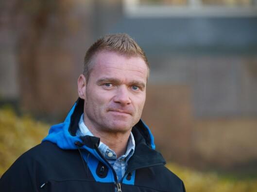 Stig Kolstad, politimann, skriver om forkortelsene.