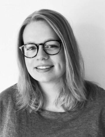 OPPGAVE: Marit Bergh, masterstudent ved Copenhagen Business School.