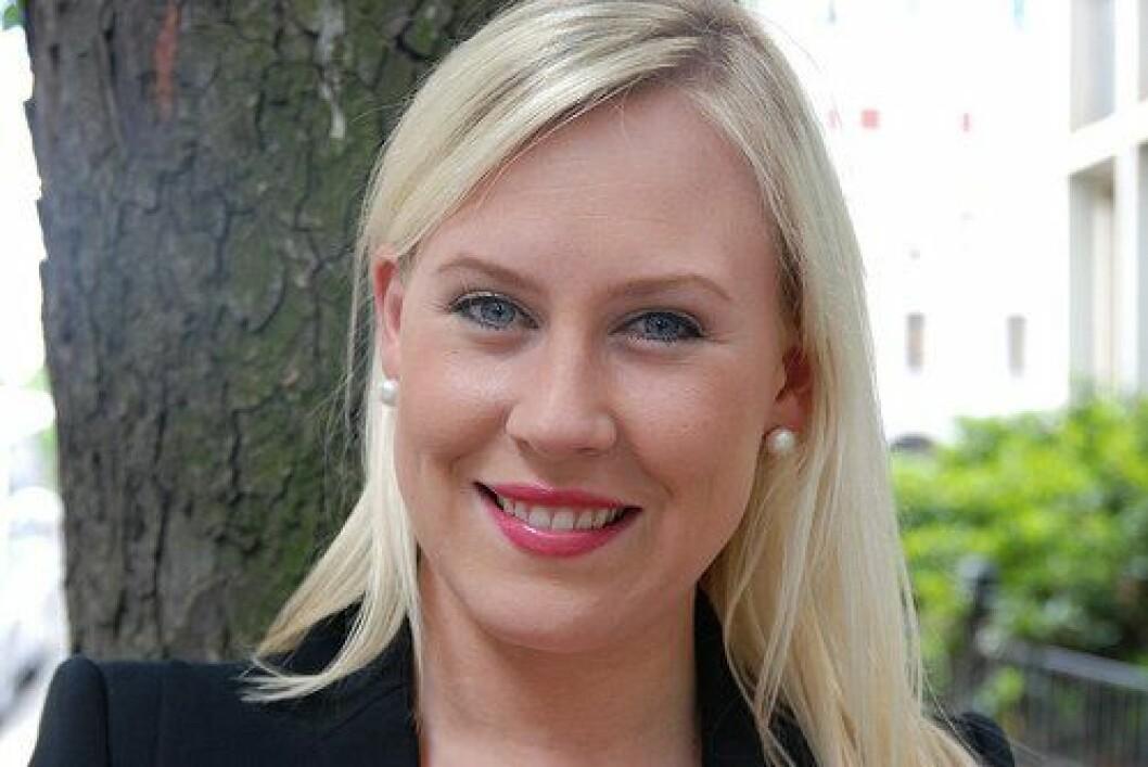 NY LEDER: Lene Vågslid skal lede justiskomiteen gjennom blant annet politisaker.