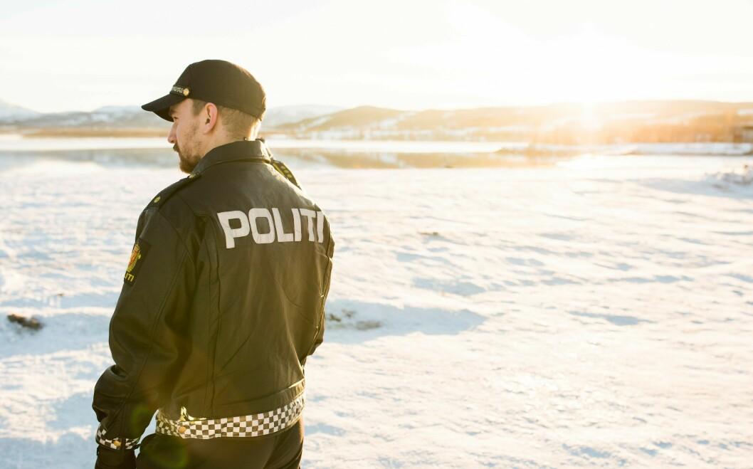 Politiet ute i distriktene vil rammes av det nye politibudsjettet.