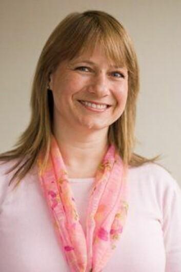 Ellen Lindén Døviken i PF Forsikring sier forsikringsselskapet vil stå opp for feilen, tross i at arbeidsgiver PU er ansvarlig for hendelser på tjenestereiser.