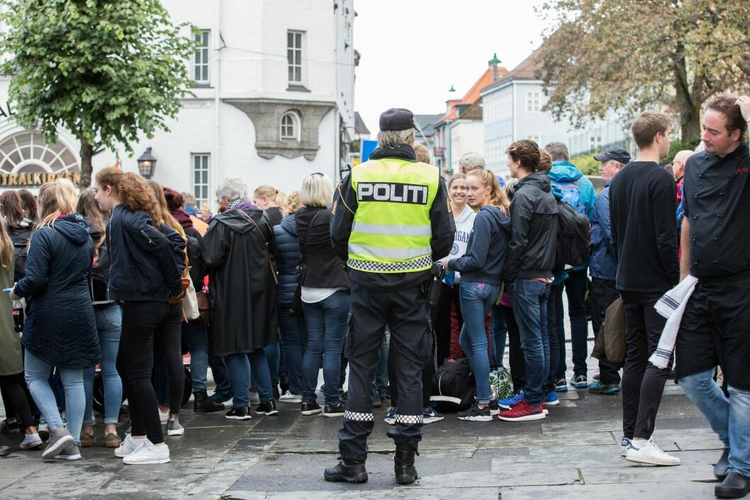 ANSVAR: 126 lensmannskontorer og politistasjoner er borte, hvordanskal reformen kompensere for det bortfall av nærhetsom nedlagte kontorer representerer, spør politimann Ove Sem.