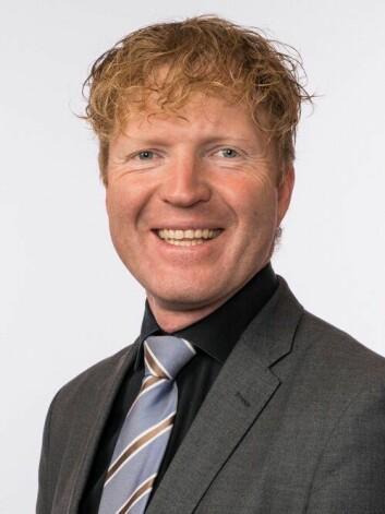 LIKE IKKE: Sigbjørn Gjelsvik stortingsrepresentant for Sp liker utviklingen særdeles dårlig.