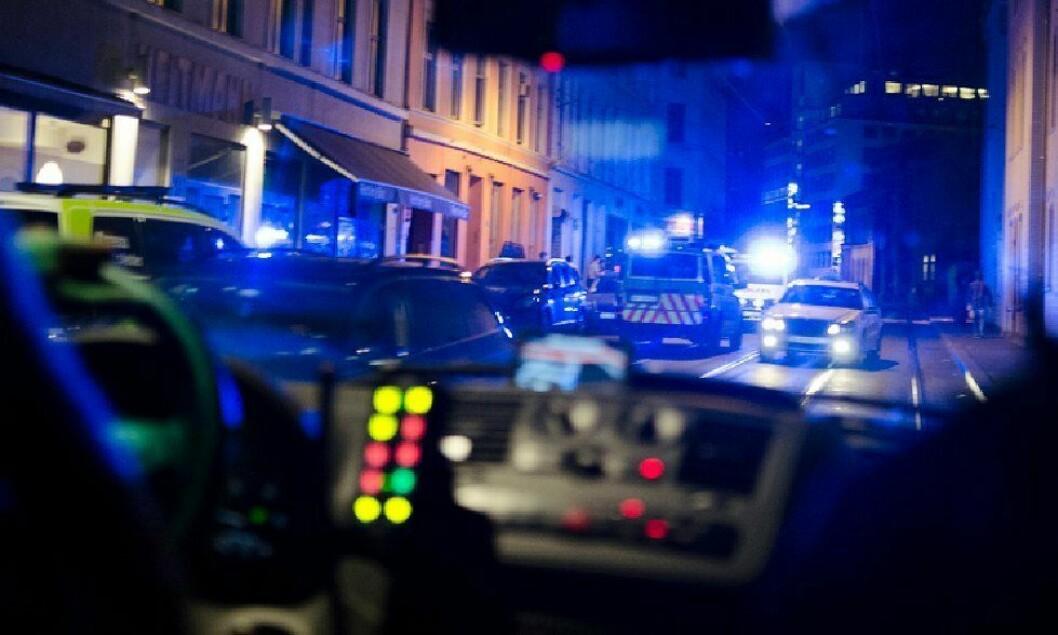 LIKE TJENESTER: Et av poengene med politireformen er at det skal være likere tjenester på ulike steder, sier lederenfor operasjonssentralen ved Oslo politidistrikt, Runar Skarnes.