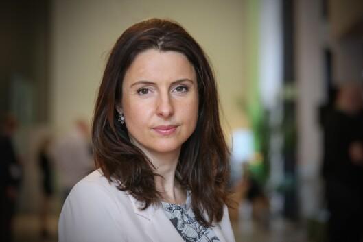 Jenny Klinge sitter i justiskomiteen for Senterpartiet.