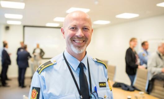 Operasjonsleder i Trøndelag, Dag Hjulstad, håper på en enklere arbeidshverdag for operatører ved operasjonssentralene.