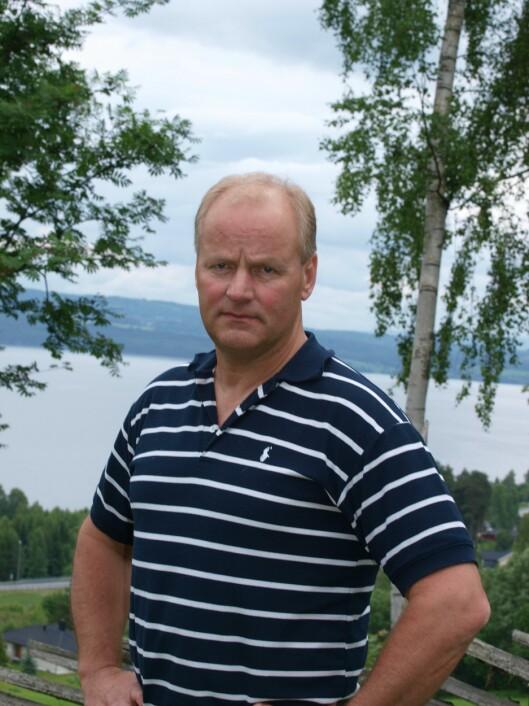 PÅ VENT: Årets budsjett går i balanse, men det har gått på bekostning av ansettelser. Fortsatt står 30 stillinger i Innlandet politidistrikt ubesatt, sier nestleder i PF Innlandet, Finn Arne Hvalbye.