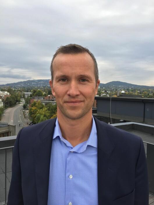 KONTROLL: Økonomidirektør i Politidirektoratet Frede Hermansen meldte om kontroll på politiøkonomien før han sluttet. – Våre prognoser knyttet til ansettelser viser at det går i hovedsak etter planen, sier han.